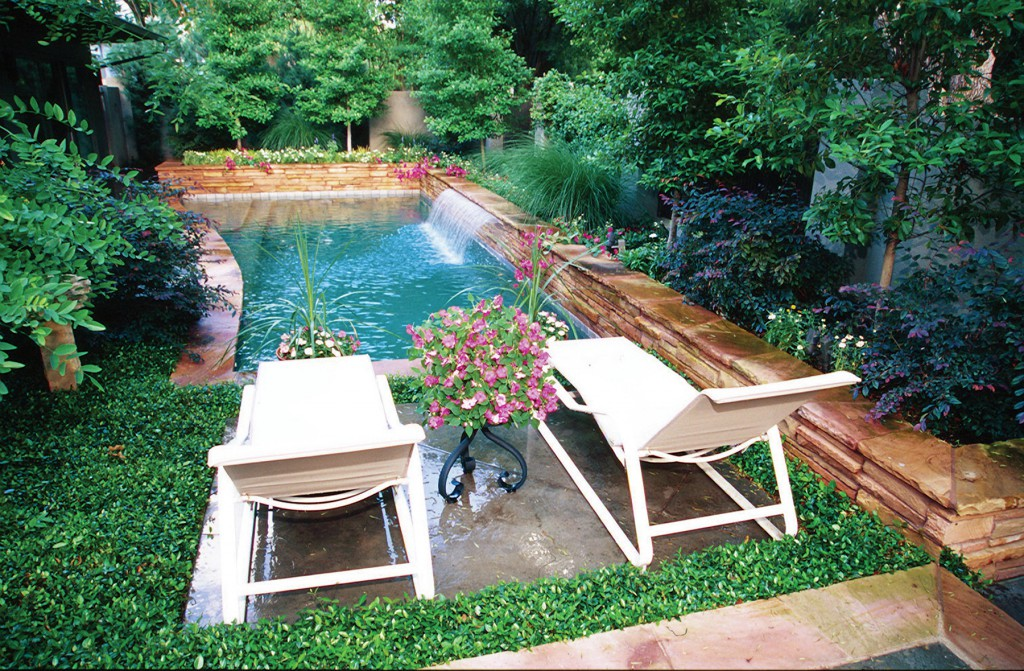 Resort Living In Your Own Backyard Bonick Landscaping