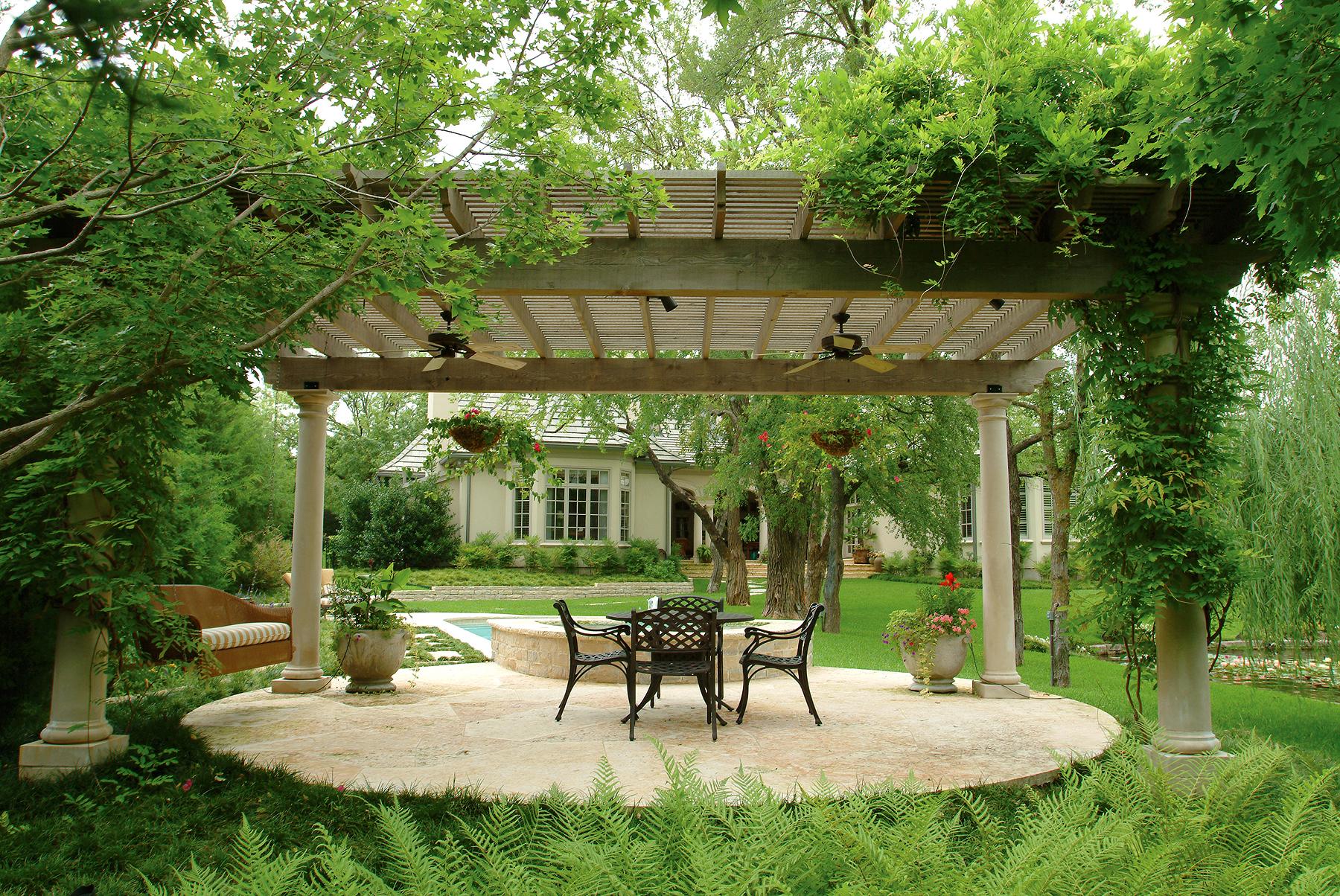 bonick landscaping receives houzz design awards