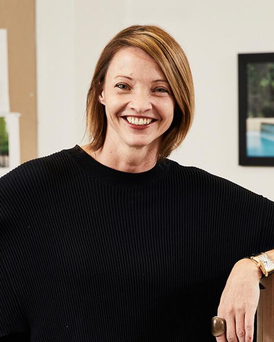 Bonick Landscaping team member Tanya Wilson