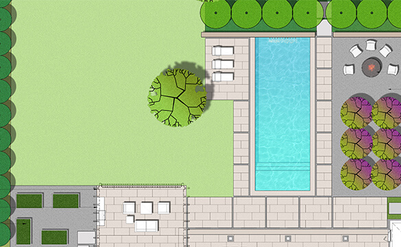 Landscape Design A Collaboration Bonick Landscaping