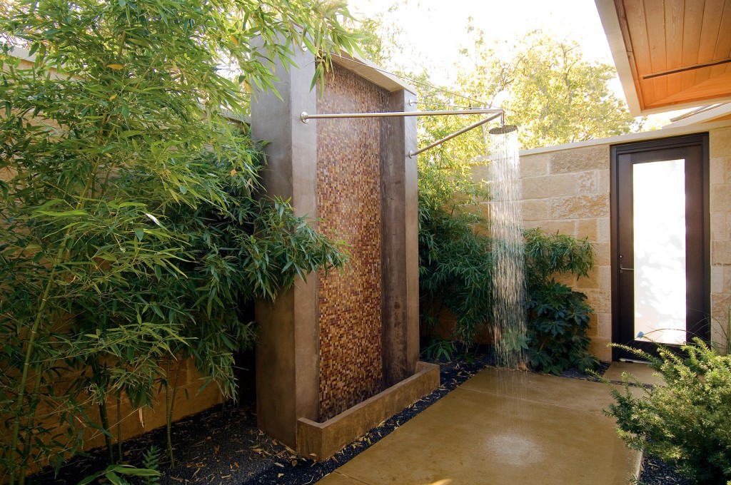 enclosure kits plans deluxe outdoor cedar product stall company hm showers beach shower