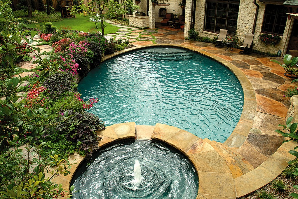 Our Pools Are Like Snowflakes: Unique Pool Designs