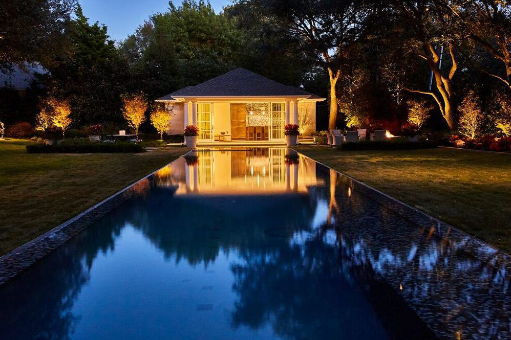 Distinctive Dallas Outdoor Entertaining