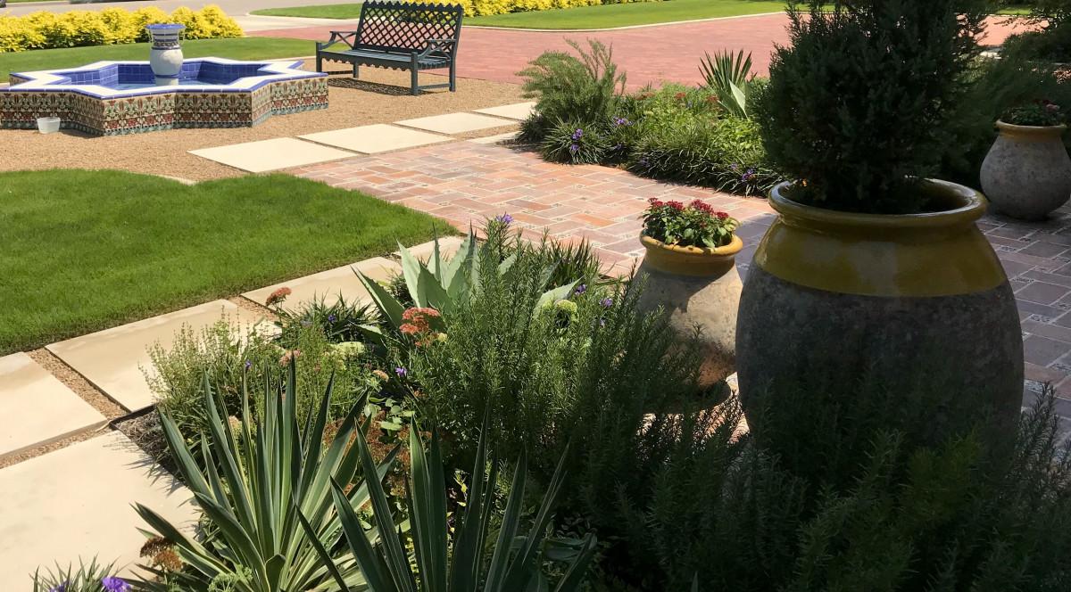 Bonick Landscaping Developing a Drought-Tolerant Landscape