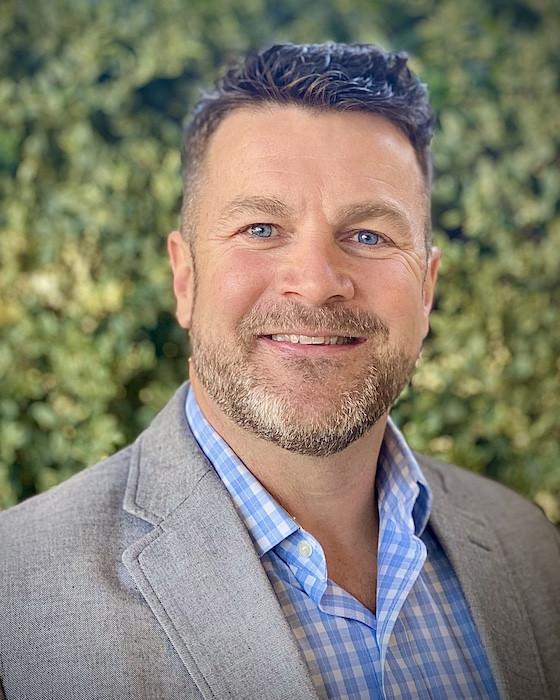 Bonick Landscaping team member Tom Nugent
