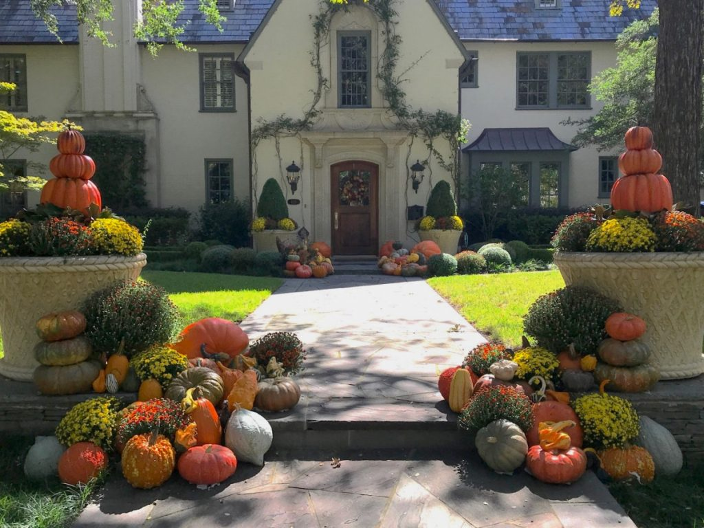 Bonick Landscaping Dazzle Your Landscape with Fall Color