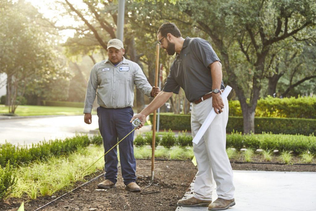 Bonick Landscaping Behind the Backbone of Bonick: Meet VP of Construction, Pedro Mendez