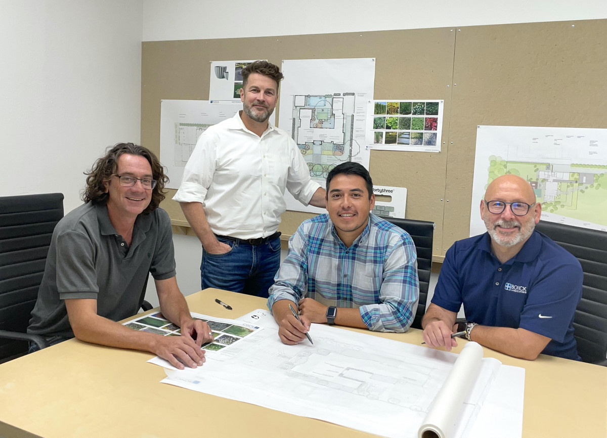 Linear Perspectives: An Inside Look at Our Landscape Architects & Designers